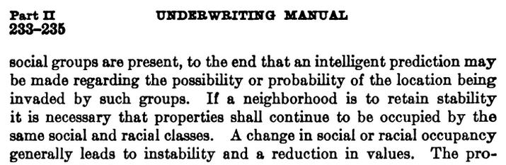 redlining handbook