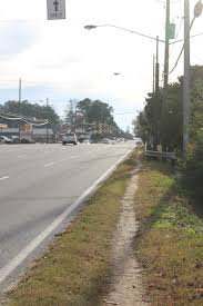 Buford Highway south of Clairmont
